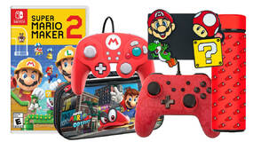 Image for These top Switch games are down to $40 for Mario Day