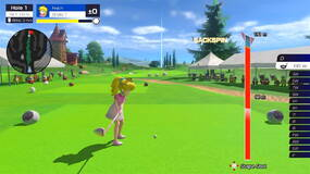 Image for Mario Golf: Super Rush back spin - How to do back spin, top spin, and super back spin