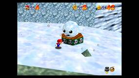 Image for Super Mario 64: Cool, Cool Mountain Stars