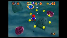 Image for Super Mario 64: Jolly Roger Bay Stars - Plunder in the Sunken Ship, 100 Coins and more