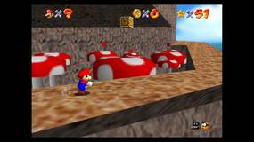 Image for Super Mario 64: Tall, Tall Mountain Stars