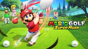 Image for Mario Golf: Super Rush trailer shows off Speed Golf, Battle Golf and more