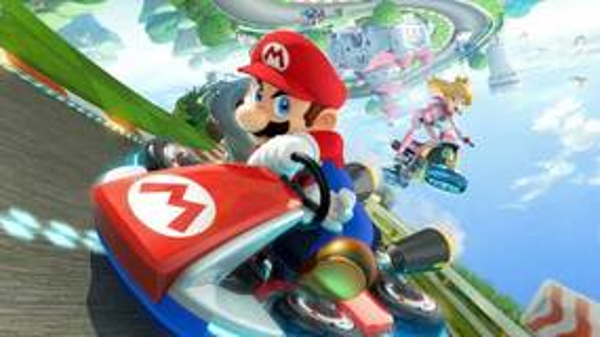 Image for Mario Kart Wii U sells 2.8m but Nintendo still loses money
