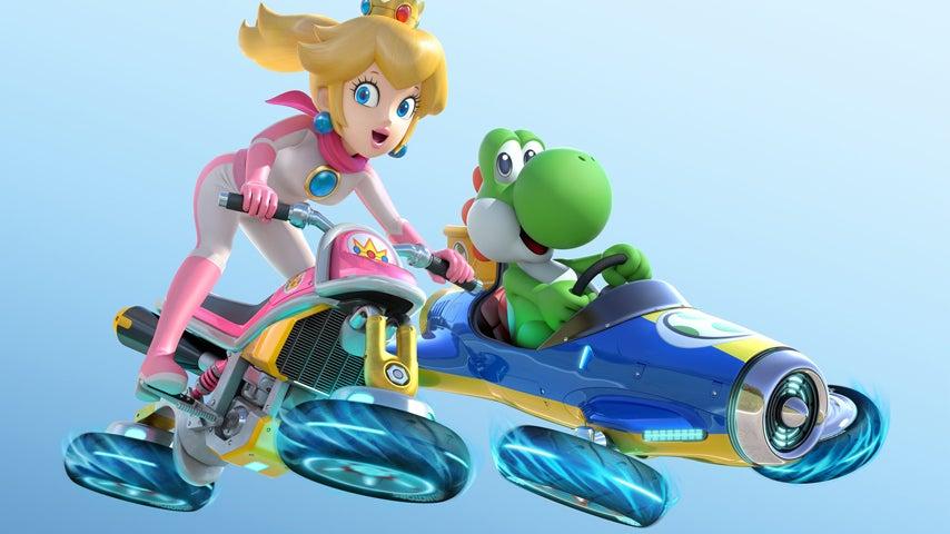 Image for Mario Kart TV website shutting down in April