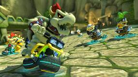 Image for Mario Kart 8 DLC and Mewtwo for Super Smash Bros. headline eShop update in North America