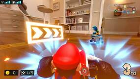 Image for Mario Kart Live players are running into trouble with their cats