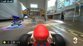 Image for New Mario Kart Live: Home Circuit trailer offers a closer look at how the game actually works