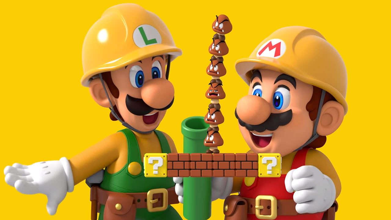 Image for Super Mario Maker 2, Nintendo Switch, Crash Team Racing dominate June - NPD