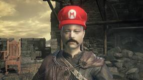 Image for Super Mario Odyssey E3 trailer recreated in Dark Souls 3 feels wrong, or possibly very right