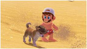 Image for Super Mario Odyssey continues Nintendo's very good year by selling 2 million copies in 3 days