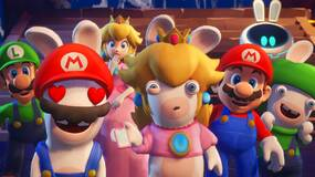 Image for Mario + Rabbids Sparks of Hope is coming to Switch next year