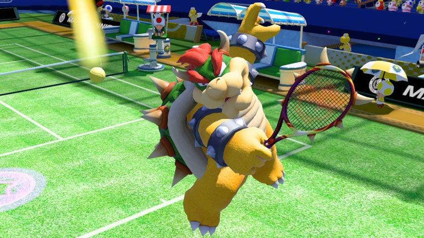 Image for Mario Tennis: Ultra Smash launching in November