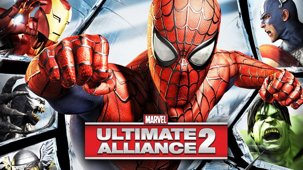 Image for Marvel Ultimate Alliance games removed from digital platforms