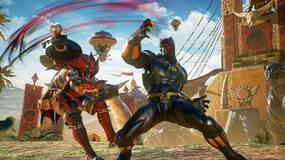 Image for Here's a look at Marvel vs Capcom: Infinite fighters Black Panther and Sigma