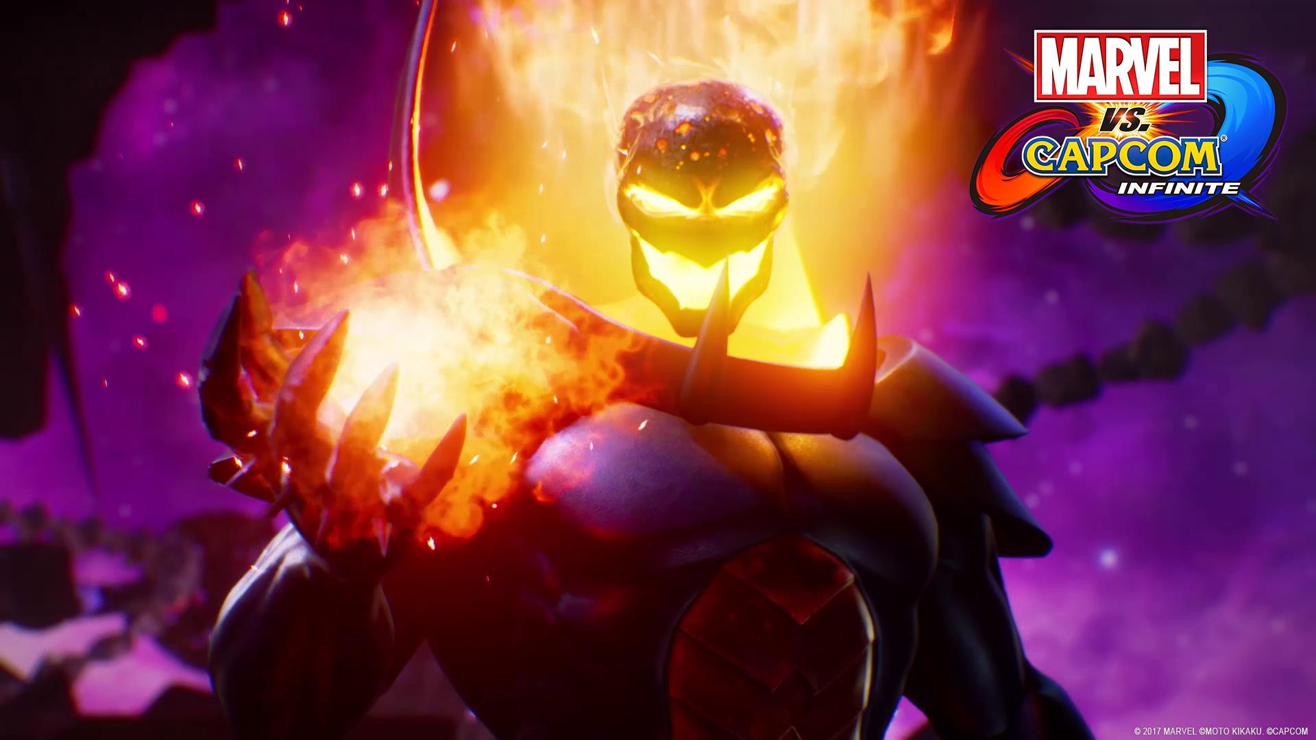 Image for Marvel vs. Capcom: Infinite gamescom trailer shows Ghost Rider and Dormammu tearing it up