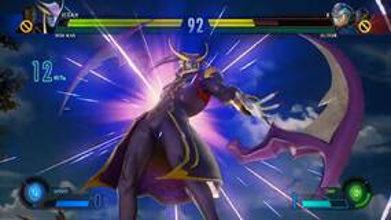 Image for Darkstalkers' Jedah confirmed for Marvel vs. Capcom: Infinite - here's our first look