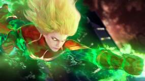 Image for Marvel vs Capcom: Infinite Time and Power Infinity Stone abilities shown, Captain America and Morrigan confirmed