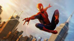 Image for Marvel's Spider-Man's web-swinging took almost three years to get right