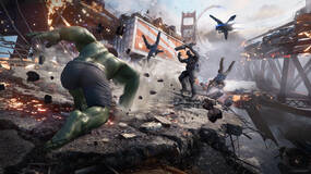 Image for Marvel's Avengers patches fix two of the beta's most annoying problems, and stuttering on PC
