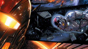 Image for Mass Effect comic Genesis now on XBLMP