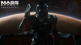 Image for A new Mass Effect Andromeda novel series will answer your most burning questions, publisher says