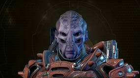 Image for Mass Effect Andromeda update ruins Cora, Jaal love triangles, brings back the Kishock Harpoon Gun - full patch notes