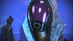 Image for Mass Effect Legendary Edition changes Tali's photo in Mass Effect 3