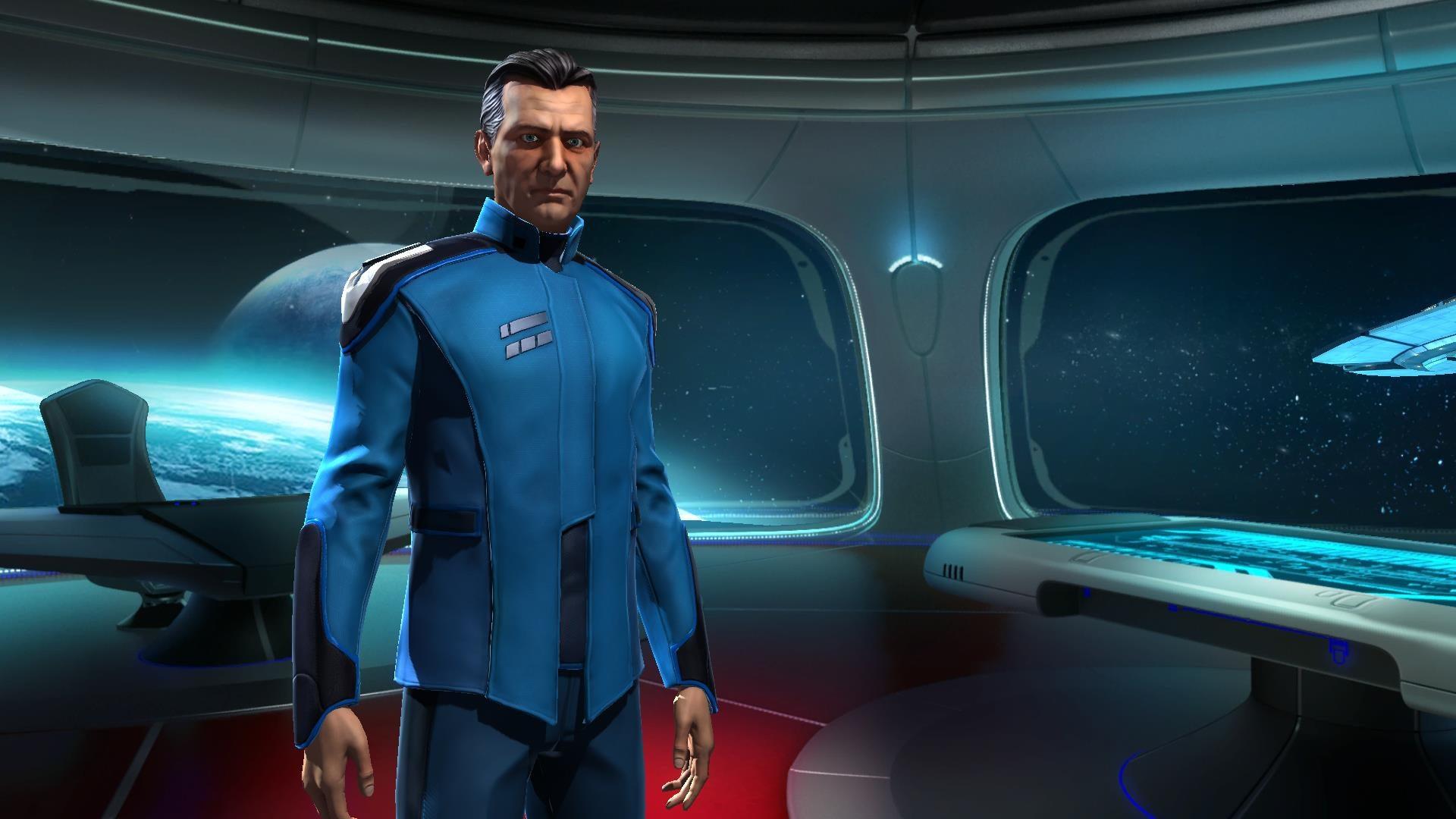 Image for Master of Orion voice cast includes Mark Hamill, Alan Tudyk, John de Lancie, more