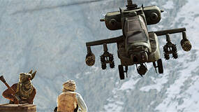 Image for Second Medal of Honor Experience vid shows chopper combat