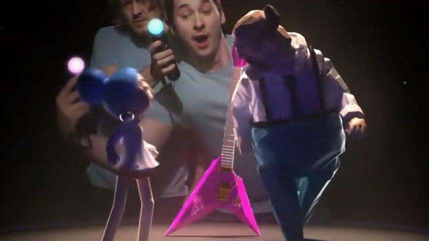 Image for LittleBigPlanet follow up revealed via the wonderful medium of rendering errors