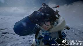 Image for Overwatch Mei cosplay is worth fighting for