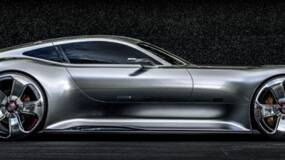 Image for Gran Turismo 6 video features the lovely Mercedes Benz AMG Vision GT
