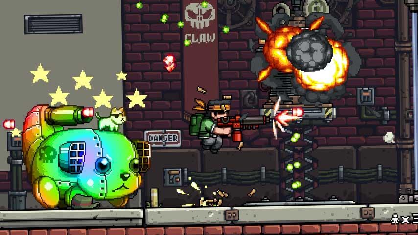 Image for US PS Store update, April 1 - Mercenary Kings, Arkham Origins Blackgate, Blazblue, more