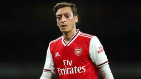 Image for Arsenal star Mesut Ozil removed from PES 2020 in China over Uighur Muslims comments