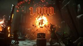 Image for Metal: Hellsinger is a shooter where you kill to the beat of the drum