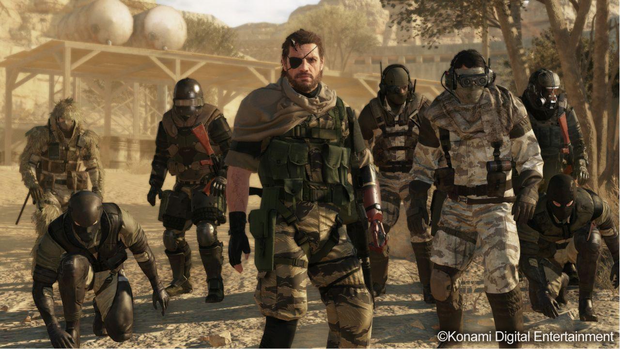 Image for Registration open for global Metal Gear Online tournament