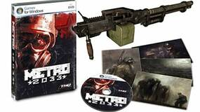 Image for THQ announces Limited Edition for Metro 2033