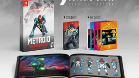 Image for Where to pre-order Metroid Dread standard and special edition