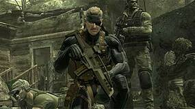 Image for MGO gets new level, Old Snake