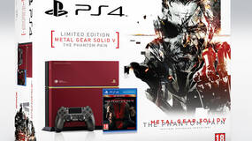 Image for The Metal Gear Solid 5 Limited Edition PS4 is available to pre-order now at GAME