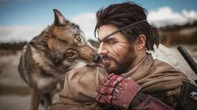 Image for Metal Gear Solid 5: The Phantom Pain cosplay features real wolves and it's fabulous