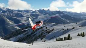 Image for Real-time snow added to Microsoft Flight Simulator