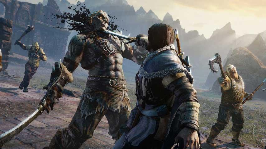 Image for Shadow of Mordor 74.6 million hours played, 5.65 billion Uruks killed