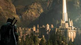 Image for In Middle-earth: Shadow of War players will see the pristine city of Minas Ithil transform into Minas Morgul