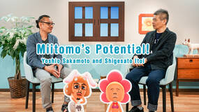 Image for The legacy of Iwata Asks lives on in this cinnamon roll Miitomo promo