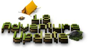 Image for Minecraft hit by Adventure Update 1.8
