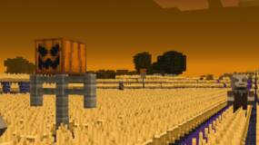 Image for Minecraft: Xbox 360 Edition gets free Halloween-themed texture pack