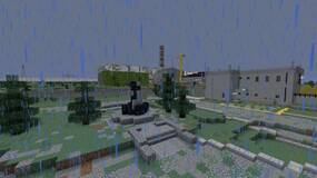 Image for A Minecraft player has spent two years building Chernobyl in the game