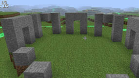 Image for Minecraft: 86,000 square miles of Great Britain recreated in a fortnight