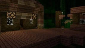 Image for Minecraft Xbox 360 update 12: new screen shows redstone & jungle terrain